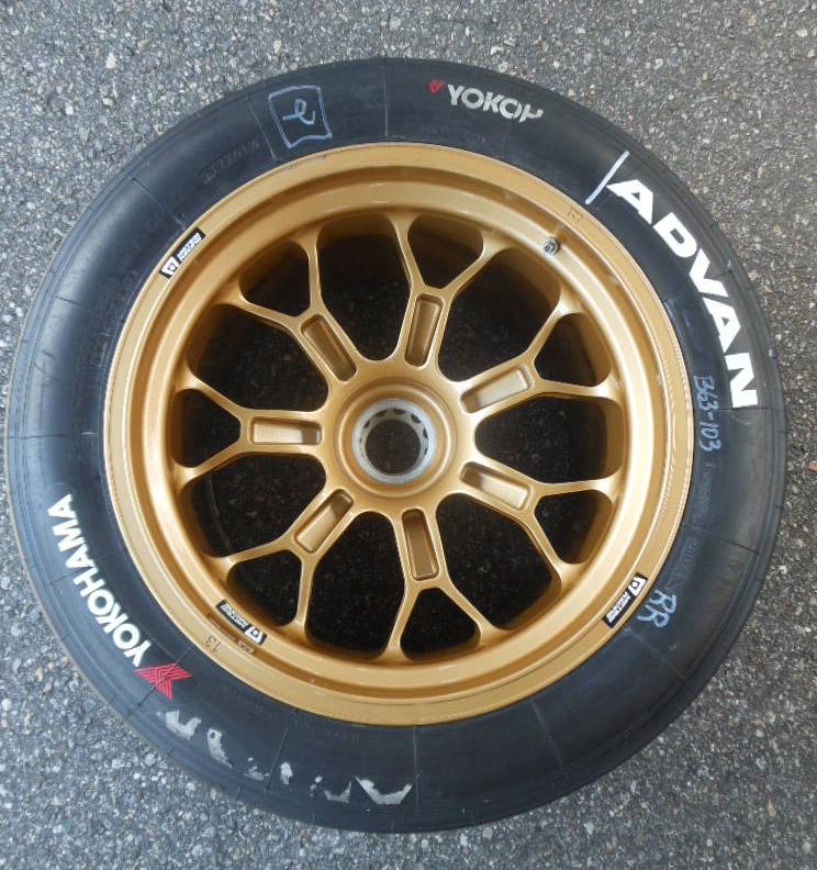 Motegi Technomesh wheel