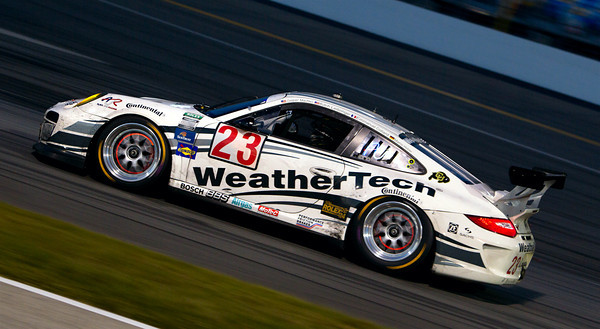 WeatherTech Porsche 1