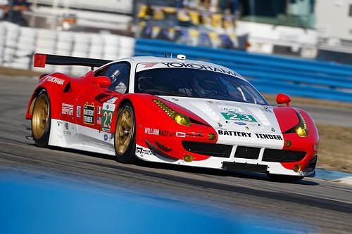 Ferrari Sebring Qual