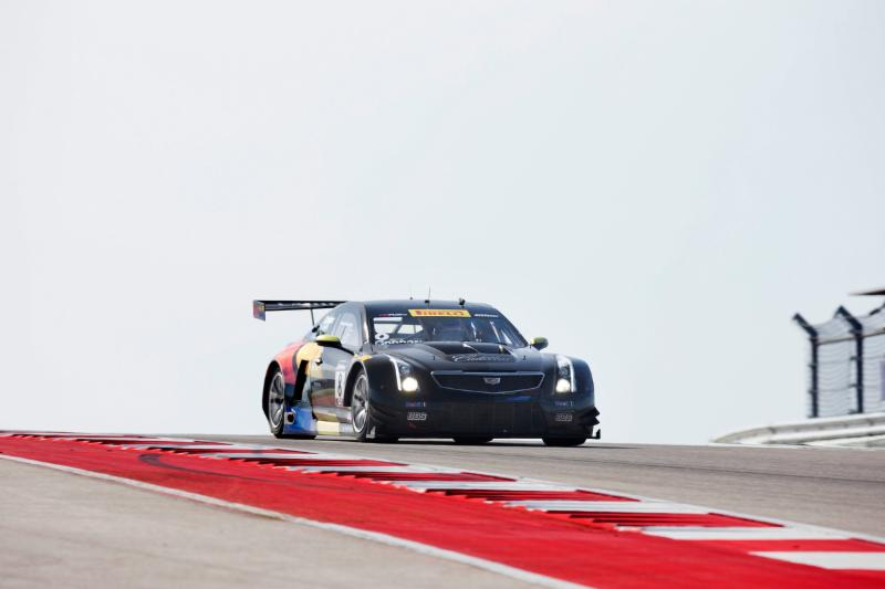 Cadillac Racing/Pirelli World Challenge GT