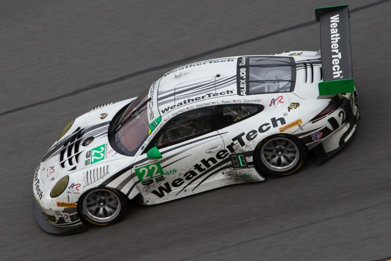 WeatherTech Racing Weathers Problems