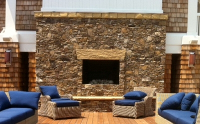 Fireplace 400