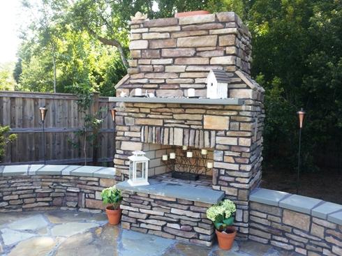 Fireplace stonegarden-nc.com