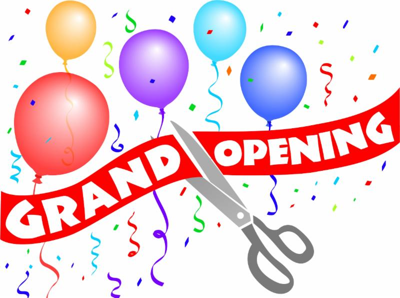grand opening at stone garden