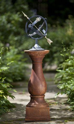 Sundial Holder at Stone Garden
