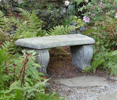 Benches at Stone Garden