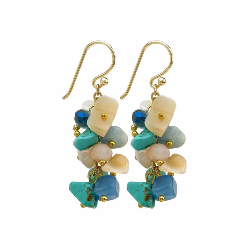 Earrings at Stone Garden