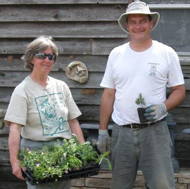 Meg Shelton & Doug McGraw
