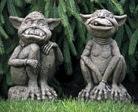 Ogres at Stone Garden NC