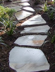Stepping Stones by McGraw Hardscapes
