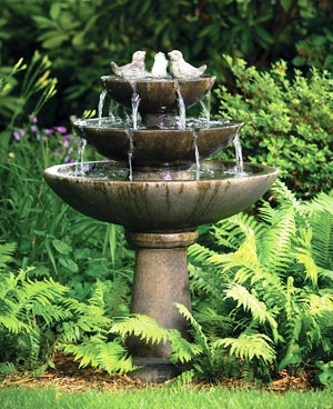 Tranquility Fountain at Stone Garden