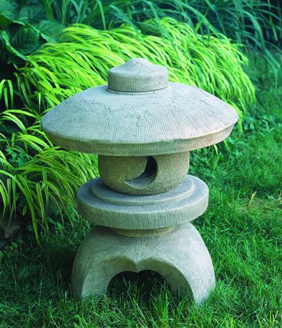 Pagoda at Stone Garden