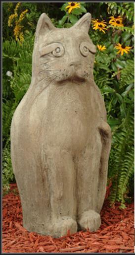 Cheshire Cat at stonegarden-nc.com