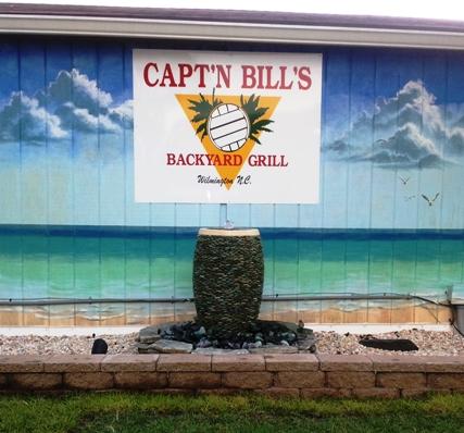 Captain Bill's Backyard Grill