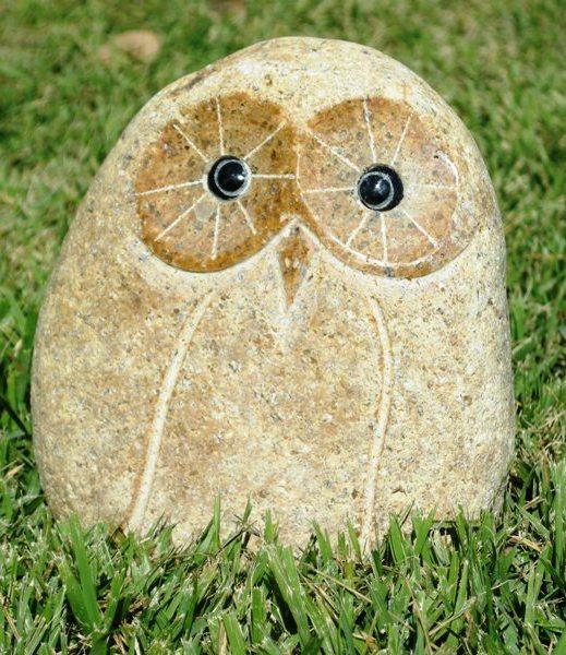 Owl - Stone Garden