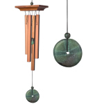 Turquoise Chime at Stone Garden