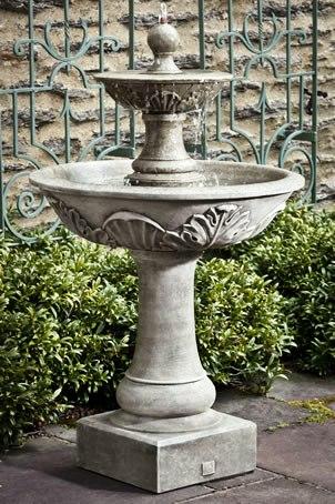 Ancanthus fountain at stonegarden-nc.com