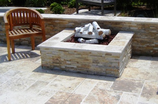 Firepit by Garden Concepts