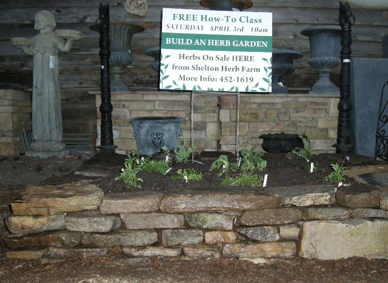 Herb Garden 4-3-10