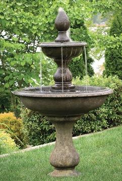 Vicenza Fountain at Stone Garden