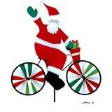 Santa at Stone Garden