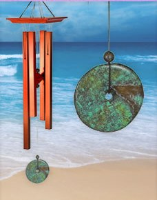 Woodstock chime at Stone Garden
