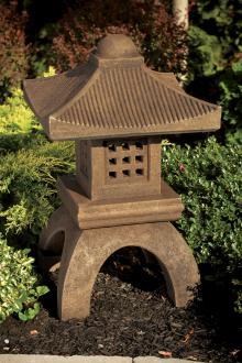 Pagoda at StoneGarden