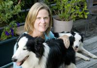 Nina and doggies