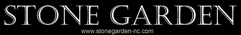 Logo Stone Garden newsletter