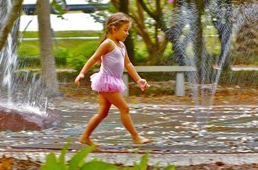 Wrightsville Beach fountain by Creative Cascades