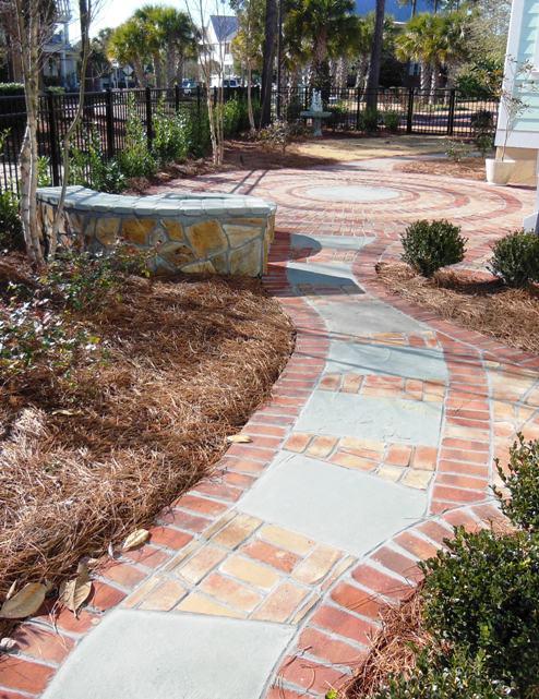 Pathway by Carolina Rock Solid Masonry