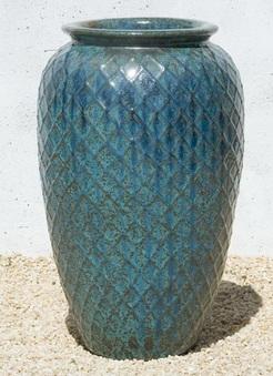 Lozenge Jar