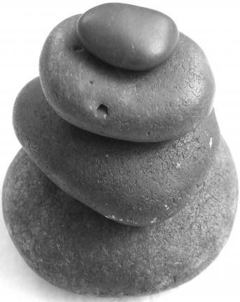 Warm Stone Massage Rocks