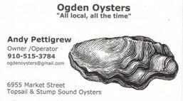 Ogden Oysters