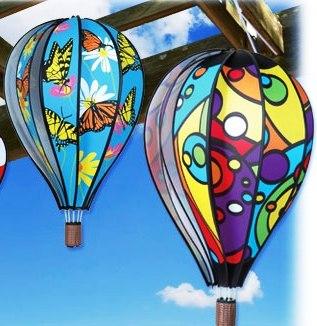 Balloons at Stone Garden