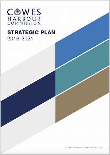 CHC Strategic Plan 2016-2021