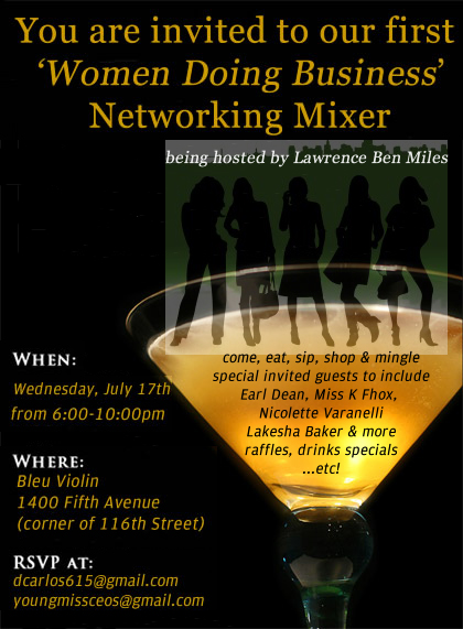 Youth Business Mixer ~ In the news fw reminder wednesday july th from
