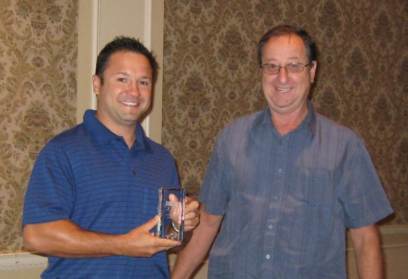 Jim Genzano - 5 yrs. Service Award
