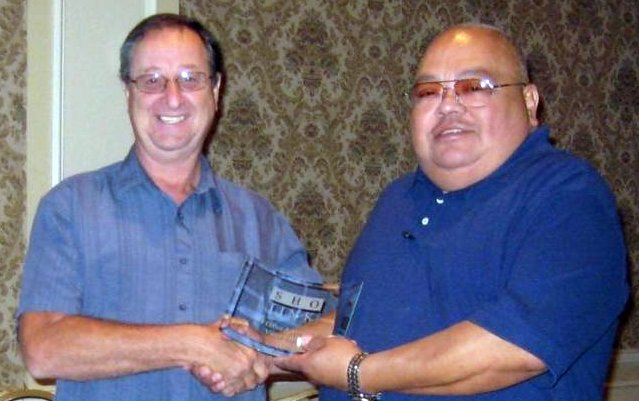 Victor Tadefa Office Appreciation Award 2011