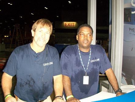 Greg and Harold