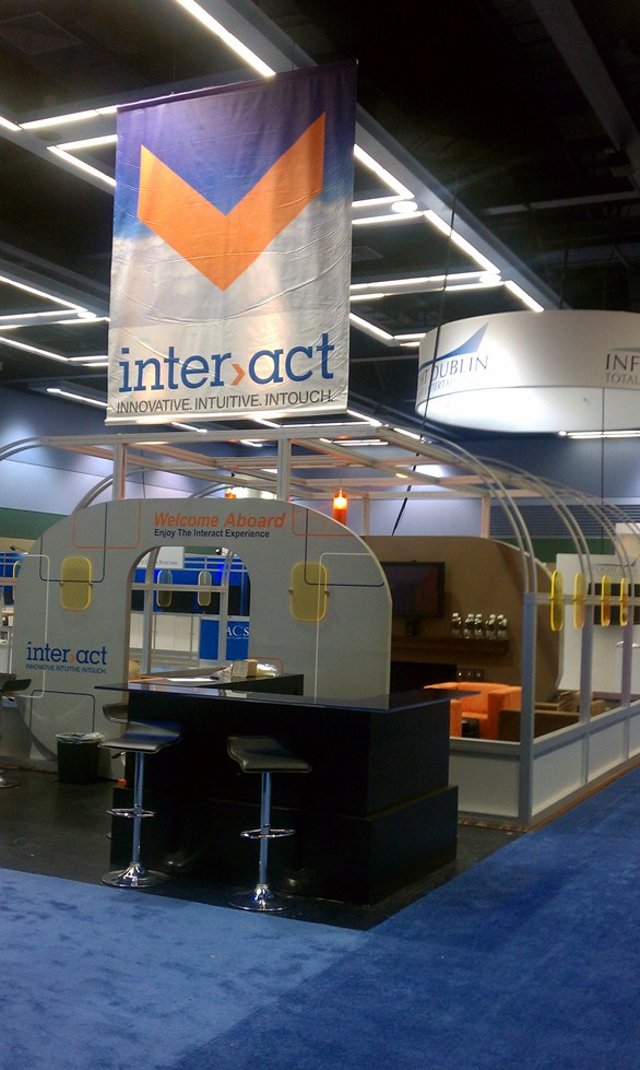 Interact at APEX Seattle 2011
