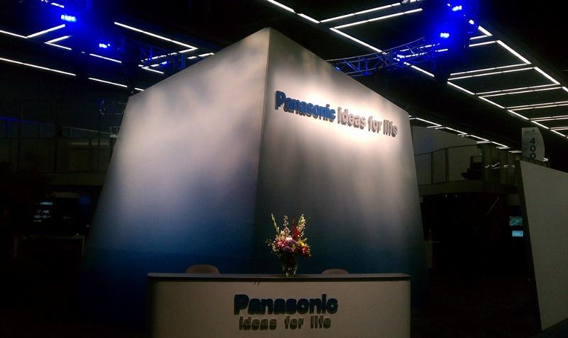 Panasonic at APEX Seattle 2011