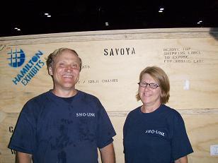 Steve and Linda