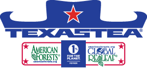 TEXASTEA with American Forest & Global Releaf