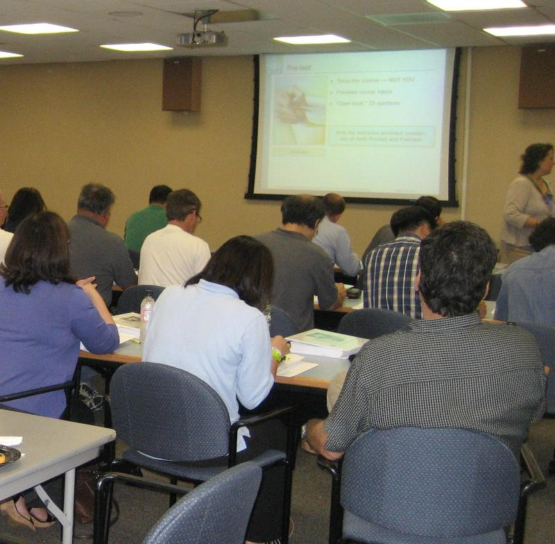 September 8 Title 24 Workshop