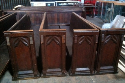 Stupendous Antique Church Pews Marble Limestone Plus More New Items Caraccident5 Cool Chair Designs And Ideas Caraccident5Info