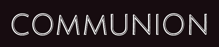 logo communion