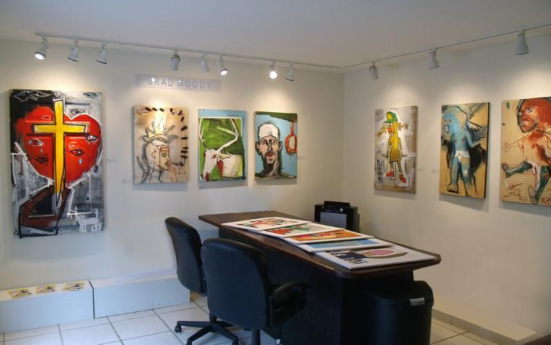 Brad Moody Gallery 2013