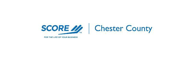 Chester County SCORE Logo