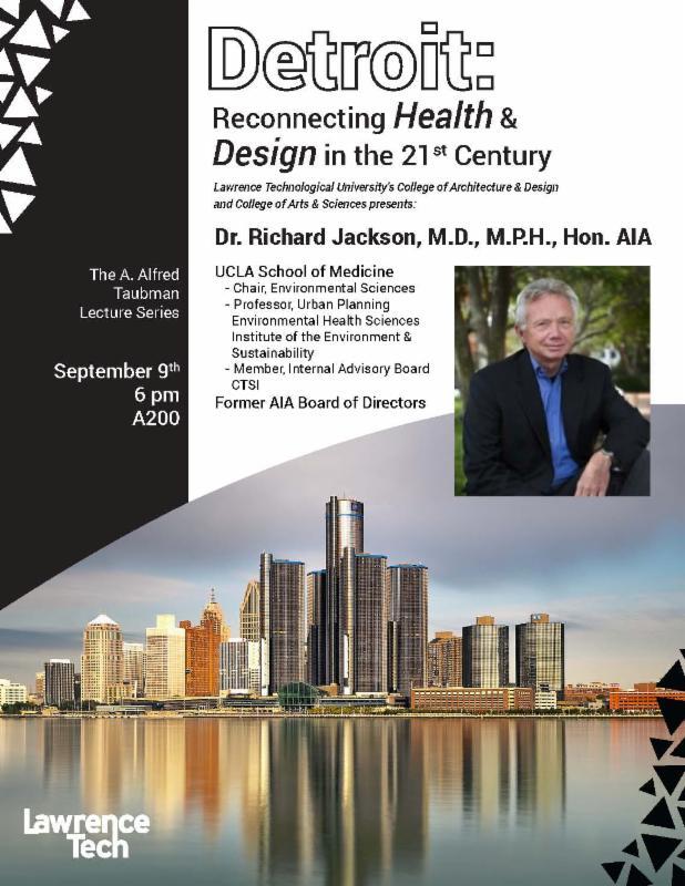 Rich Jackson event Sept 2014